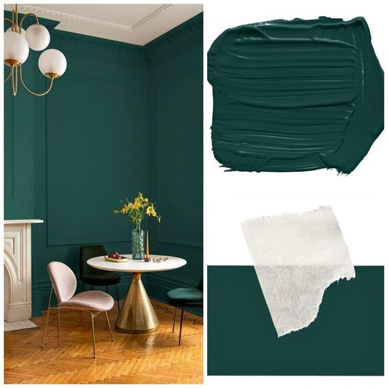 colour of the year, emerald green