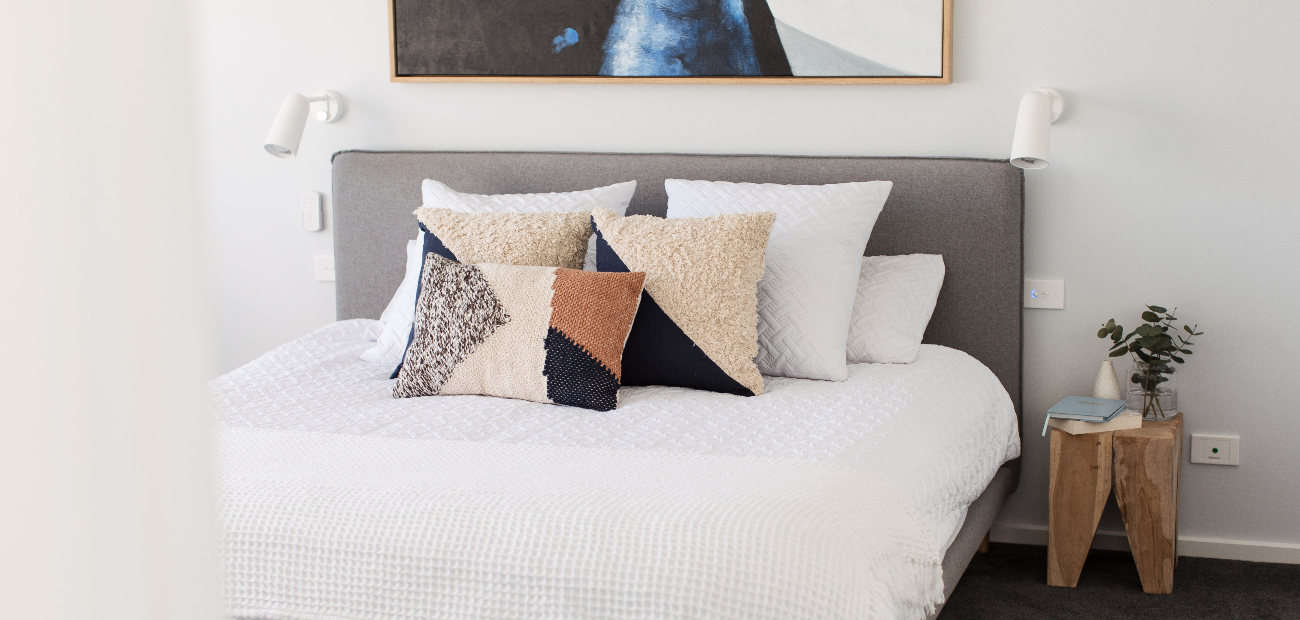 REVAMP YOUR BEDROOM IN 4 EASY STEPS