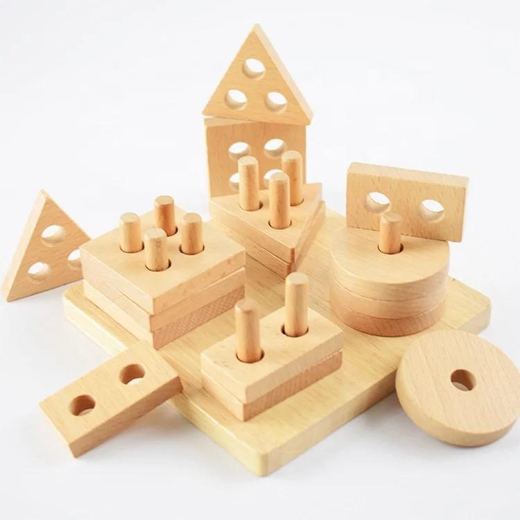 timber toys blocks